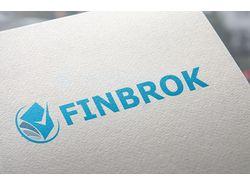 Логотип для компании FINBROK