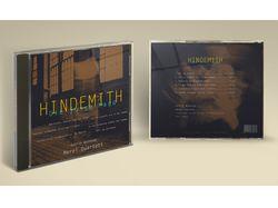 Оформление компакт-диска П. Хиндемита