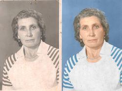 Цветокоррекция фотографии