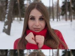 Ретушь фото :)