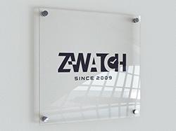 "Логотип ""Z-WATCH"""