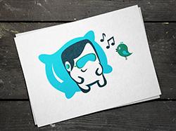 """Логотип """"Тишь да Гладь"""""""