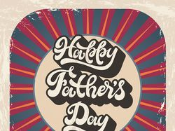 Иллюстрация ко Дню Отца