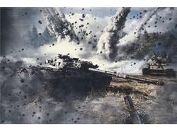 Another battlefield.