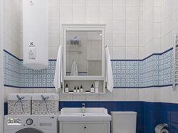 Ванная ikea+kerama marazzi