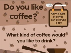 Infographic about coffee