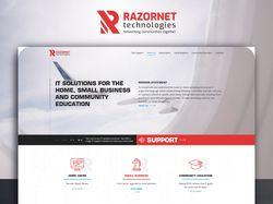 Дизайн сайта и редизайн лого