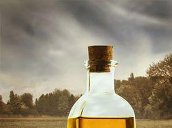Коллажирование. Оливковое масло