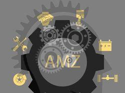 логотип для компании AMZ