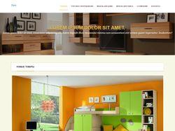 Сайт мебельной компании