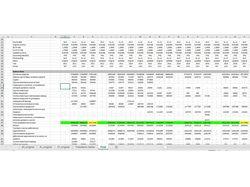 VBA Excel Консолидация данных и отчетность