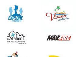 Логотипы 2004-2018 1 часть