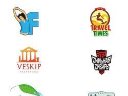 Логотипы от Сергея Галкина