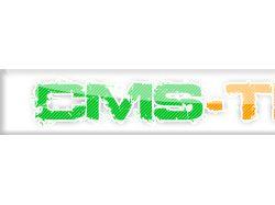 Баннер моего проекта cms-tpl.ru размером 468x60