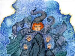 иллюстрация к детским сказкам