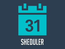 Виджет для AmoCRM – Sheduler