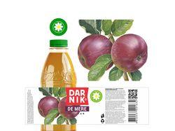 Яблочный сок Darnic (Румыния)