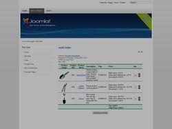 Joomla / Virtuemart форма заказа с калькулятором.