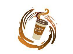 Логотип к кофейне