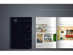 Каталог продукции компании ZEST