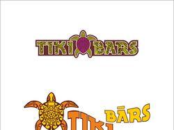 Лого для бара TikiBars
