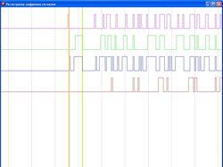 Регистратор цифровых сигналов