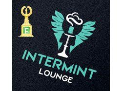 Логотип кальянная интерминт