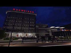 Видео-презентация проекта общественного здания