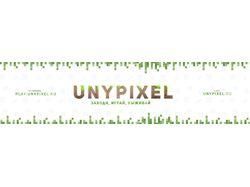 Игровой баннер для UnyPixel №2
