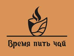 Логотип и айдентика интернет–магазина чая