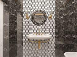 арт-деко туалет
