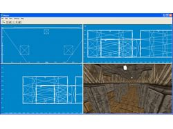 Скриншот редактора карт