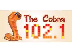 Логотип для радиостанции Cobra FM (США)
