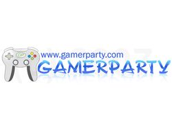 Логотип для сайта Gamer Party