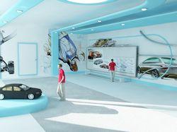Центр разработки дизайна автомобилей