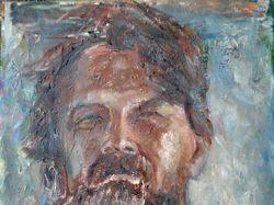 Портрет художника Соколова