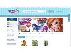 Более 3000 товаров на toyzi.by