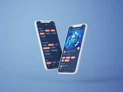 Концепт мобильного приложения