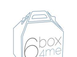 Разработка логотипа 6box4me