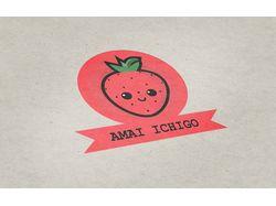Логотип для магазина фирменной продукции.