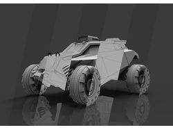 Car - Wireframe