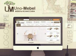 Дизайн ИМ и логотипа