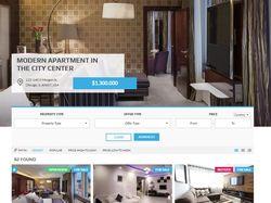 Интернет магазин, портал по недвижимости