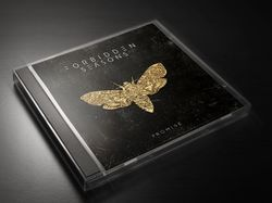 Разработка обложки CD диска