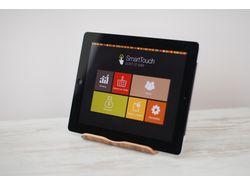Интерфейс и экраны для Smarttouch