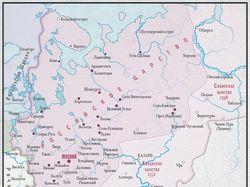 Карты для книги о русском государстве