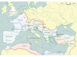Карты для журнала Ancient History (Нидерланды)