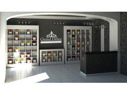 Кафе/ Цутик бутик Grand Delice