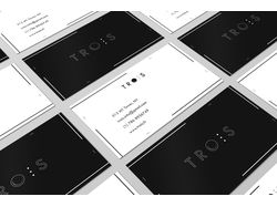 TROIS | Business Card