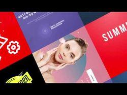 Spirng-Summer 2018 Web Design showreel